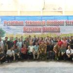 Kegiatan Pelatihan Teknologi Otomotif Bersama Daihatsu