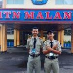 Lomba Kuat Tekan Beton (LKBT) 2017 Smk Bangunan Tingkat Nasional di ITN Malang