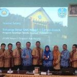Kunjungan Studi Banding Jurusan TOI SMKN 1 Cerme ke SMKN 1 Singosari