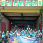 Kunjungan SMK Adhikawacana Surabaya
