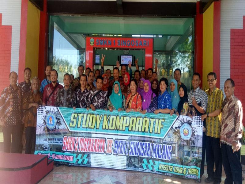 Study Komparatif SMKN 2 Jogjakarta